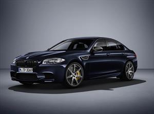 BMW M5 Competition Edition: sólo para insatisfechos