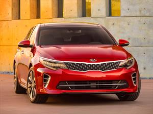 Kia Optima 2016 debuta