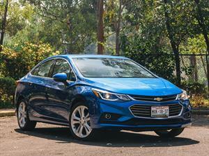 Nuevo Chevrolet Cruze 2017: La segunda generación