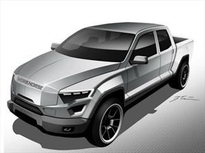 Workhorse W-15, una novedosa pick up eléctrica