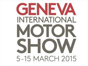 Conoce los 130 modelos que estarán en el Auto Show de Ginebra 2015