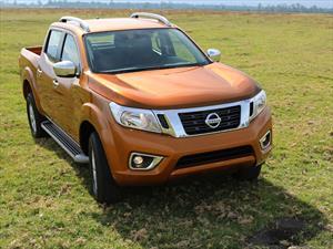 Nissan NP300 Frontier 2016 llega a México desde $284,900 pesos