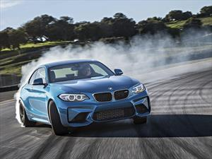 BMW M2 Coupé 2017 se presenta