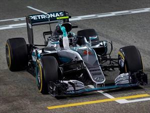 F1: Rosberg continúa al mando tras el GP de Bahrein