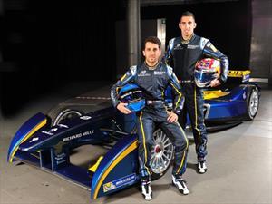 Renault se sube a la categoría Formula E
