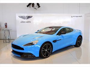Aston Martin Vanquish 2013: El regreso de una leyenda