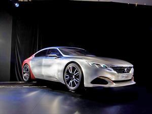 Peugeot Exalt Concept : Coupé cuatro puertas