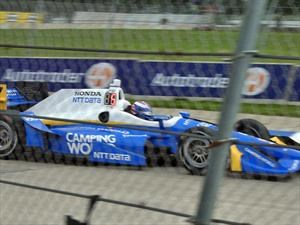 Así vivimos una fecha en la IndyCar