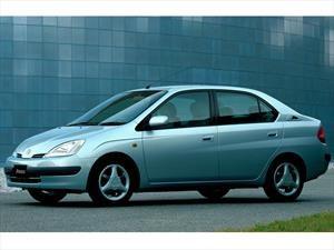 Estas son todas las generaciones del Toyota Prius