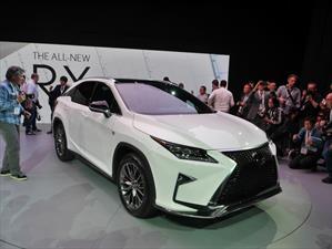 Lexus RX 2016, mas que una camioneta