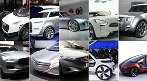 Los 10 concepts más alucinantes del Salón de Frankfurt 2011