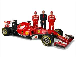F1: Ferrari F14Tel arma de Maranello para 2014