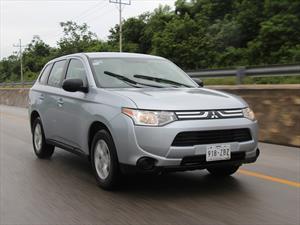 Mitsubishi Outlander 2014 llega a México desde $341,000 pesos