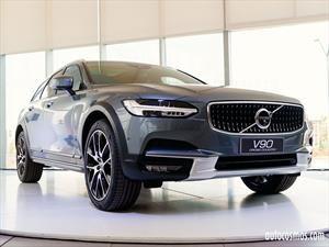 Volvo V90 Cross Country 2017 se pone a la venta