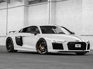 Audi R8 por Wheelsandmore se presenta