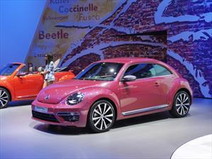 Volkswagen Beetle Pink Color Edition, ¿hecho sólo para las mujeres?