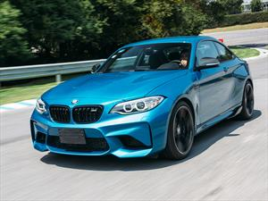 BMW M2 Coupe 2016: Prueba de manejo