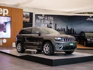 Jeep Grand Cherokee SRT 2014 llega a México