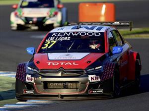 WTCC: Citroën y Pechito López retienen el título