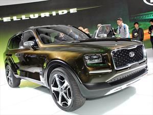Kia Telluride Concept, el futuro de los SUV de la marca
