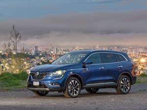 Renault Koleos 2017, a prueba