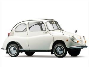 Subaru fabricaba aviones, en lugar de carros