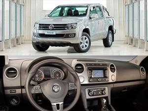 VW Amarok presenta su gama 2015