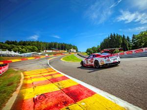 Nissan: Excelentes resultados en las 24 Horas de Spa