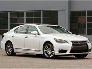 Lexus planea un sedán a hidrógeno