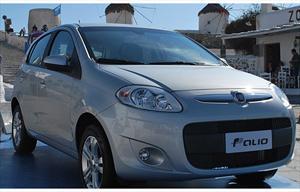 Fiat Palio 2012: Fotografías exclusivas