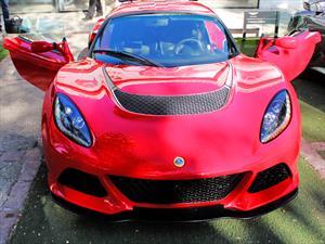 Lotus Exige S con transmisión automática inicia venta en Chile