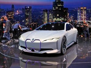 BMW i Vision Dynamics Concept, el futuro eléctrico alemán