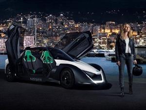Margot Robbie es la embajadora de los vehículos eléctricos de Nissan