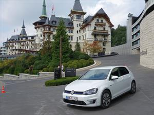 Manejamos en Suiza al nuevo Volkswagen GTE