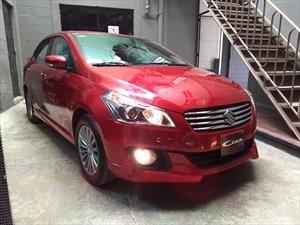 Suzuki Ciaz 2017 llega a México desde $224,900 pesos