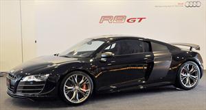 Audi R8 GT: Fotografías en vivo