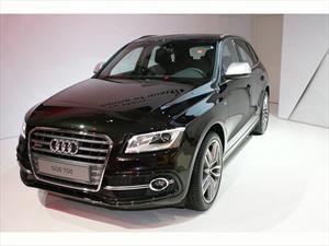 Nuevo Audi SQ5 TDI: Diésel biturbo V6 con 313 caballos