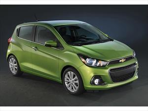 Chevrolet Spark 2016 estará disponible en México en 2015