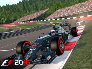 Video:Así es el videojuego de  F1 2016