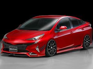 Wald International mete mano en el nuevo Toyota Prius