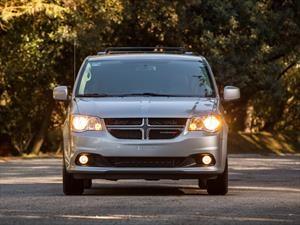 Dodge Grand Caravan 2017 llega a México desde $469,900 pesos