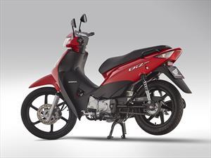 Honda presenta la nueva Biz 125