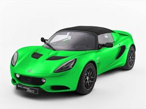 Lotus Elise 20th Anniversary Special Edition, un auto muy especial
