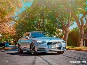 Test drive: Audi A4 2.0 TDI