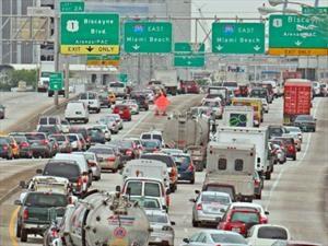 Las ciudades de Estados Unidos con más tráfico
