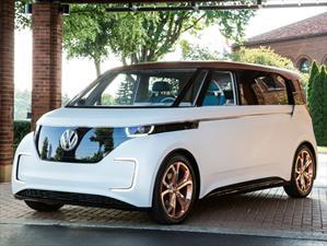 Nombran al Volkswagen BUDD-e como Concept Truck of the Year 2016