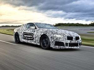 BMW M8 está próximo a debutar