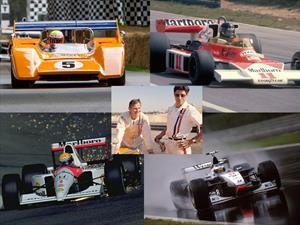 McLaren celebra 50 años en la competición