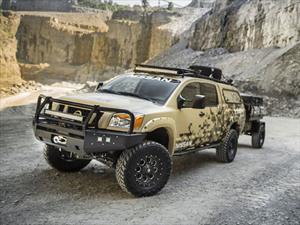 Nissan conquista Alaska