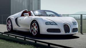 Bugatti Veyron 16.4 Grand Sport Wei Long en Beijing 2012